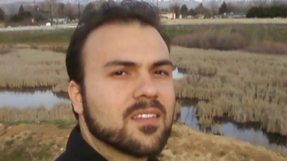 Prayers from prison: Letter from American held in Iran