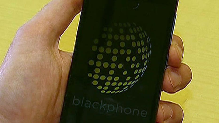Smartphone that provides protection from hackers
