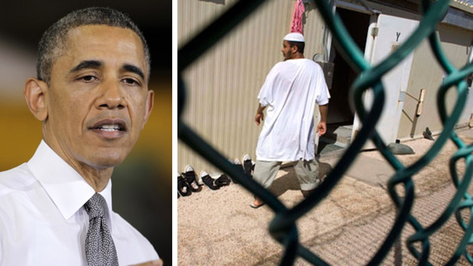 Obama to restart push to shut down Guantanamo