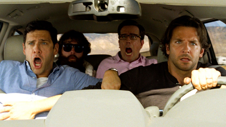 What's so funny about 'Hangover Part III'?