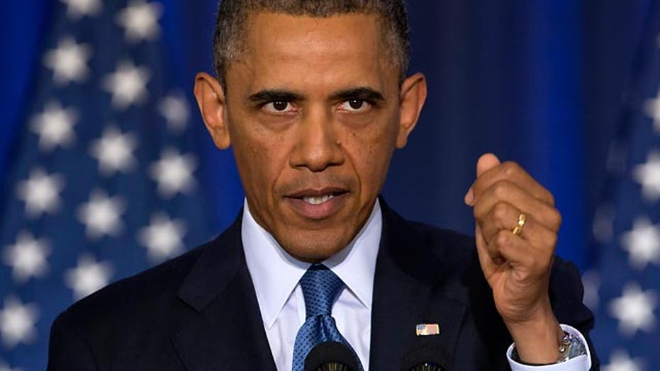 Obama shifts focus to counterterrorism policies