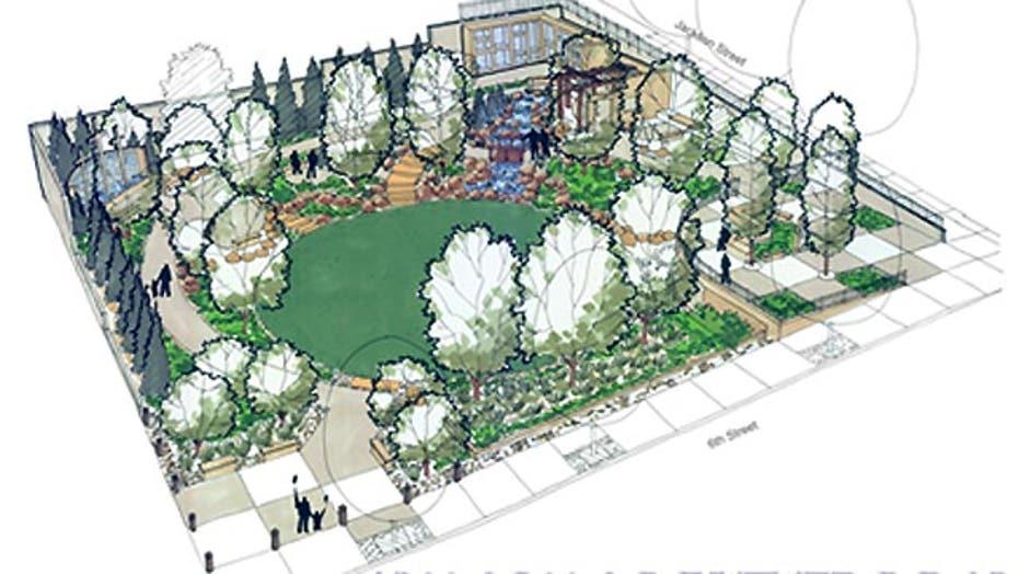 No Eden: Group takes on religious-themed public garden
