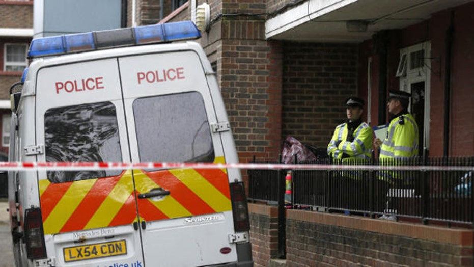 Two more suspects arrested in London terror attack