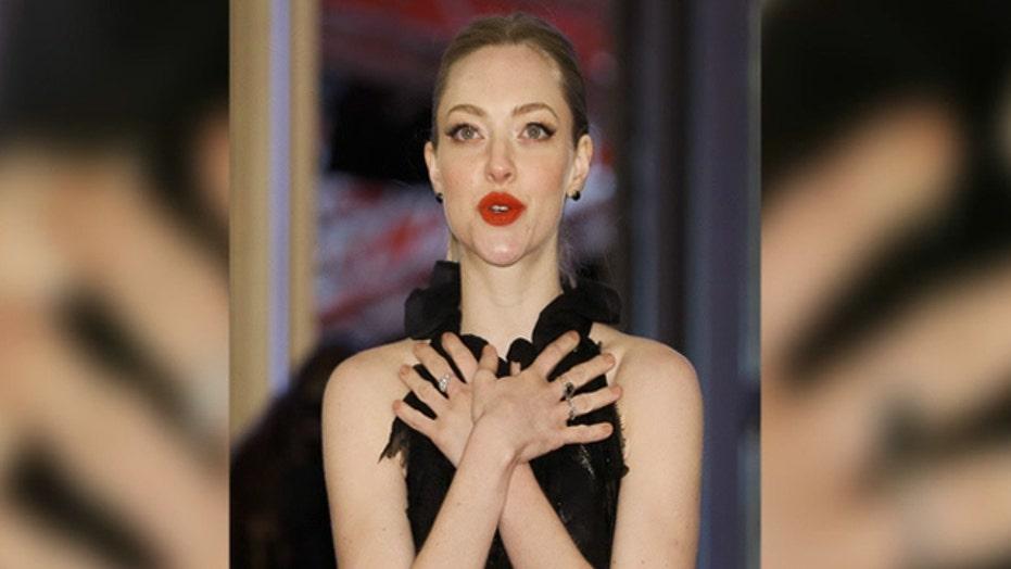 Break Time: Amanda Seyfried misses her 'huge breasts'