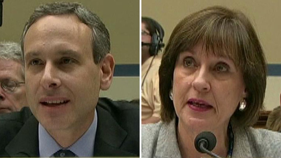 IRS under fire: Few answers from agency, administration