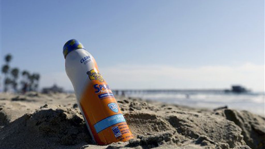 US sunscreens not up to par?