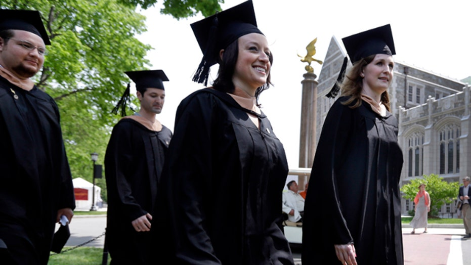 Lessons from college grads who have found work