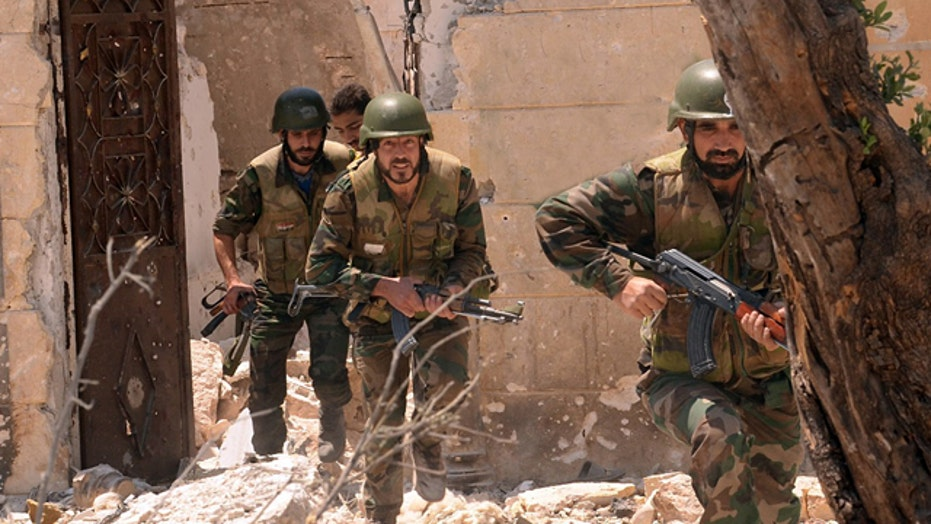 Will Syrian civil war widen into a regional conflict?