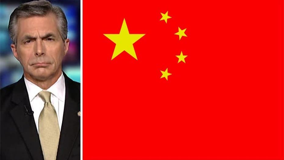 Is China hindering US intelligence gathering?