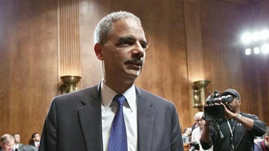 Liberals, Democrats turning on Holder?