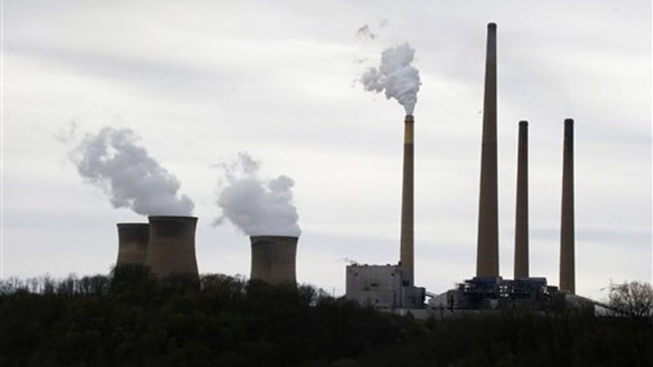 President Obama to lay out emission limit for coal plants