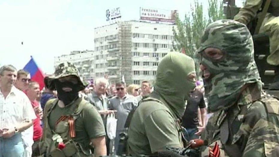 Dozens dead in Ukraine following attempt to take airport
