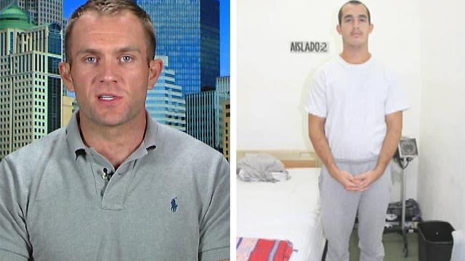 Mexico officials treated jailed Marine like POW?