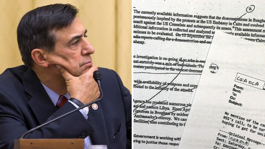 House subpoenas State Department documents on Benghazi