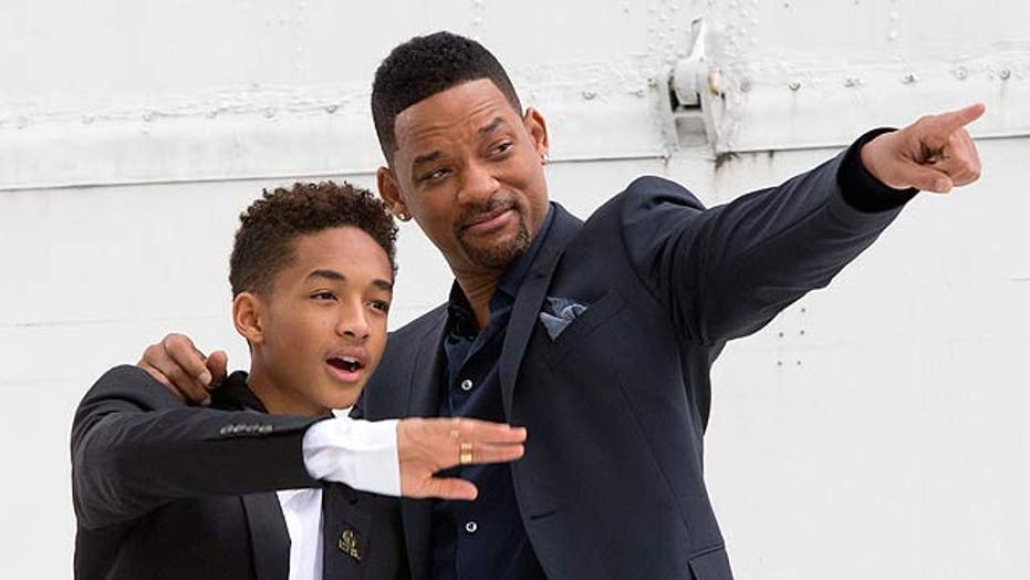 Break Time: Will Smith's family is not like the Kardashians