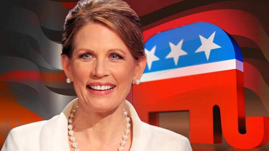 Rep. Bachmann will not seek re-election next year
