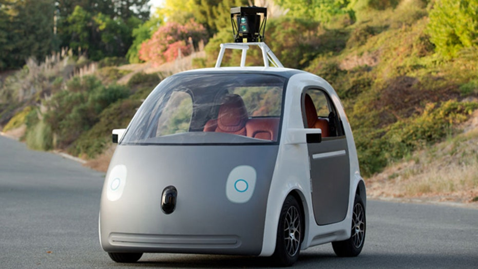 Google developing driverless cars