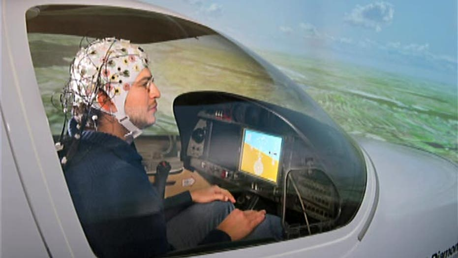 War Games: Thought-controlled planes are in our future
