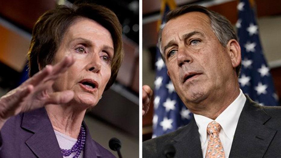 Boehner, Pelosi resist joining calls for Shinseki to resign