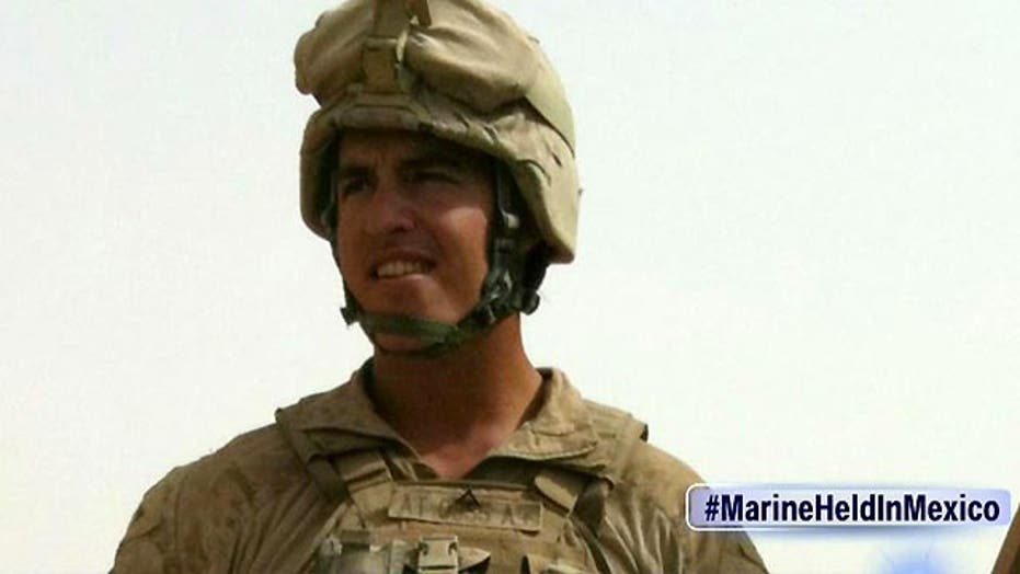 Greta: Sign WH petition demanding jailed Marine's release