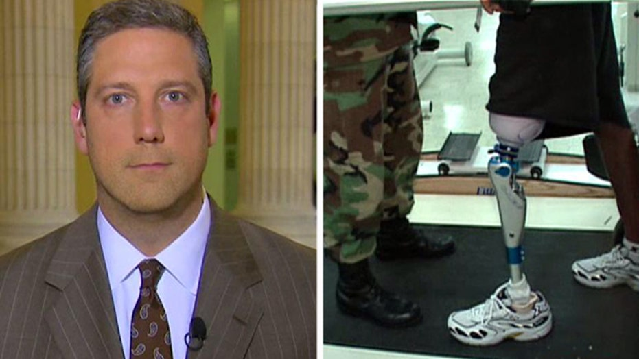 Rep. Tim Ryan: 'Time for a change' at VA