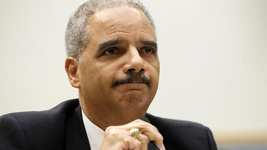 Uproar over Holder's 'off-the-record' meeting offer to media