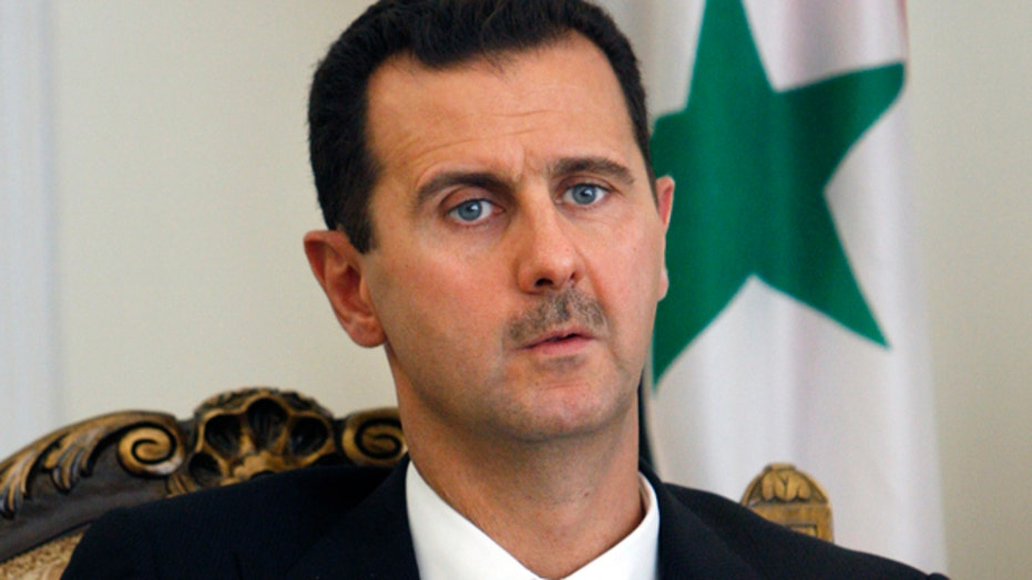 Assad claims Russia has delivered high-tech missile system