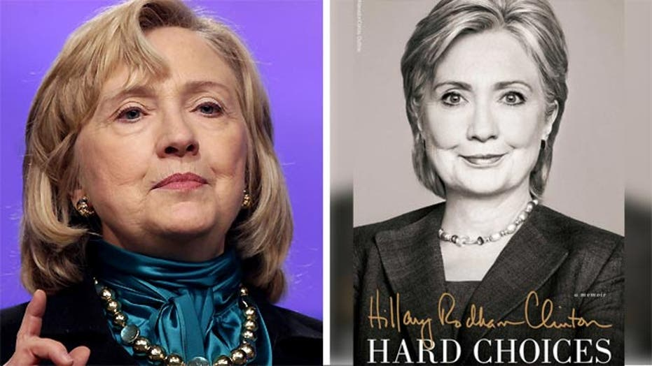Fact checking the accuracy of excerpts from Clinton book