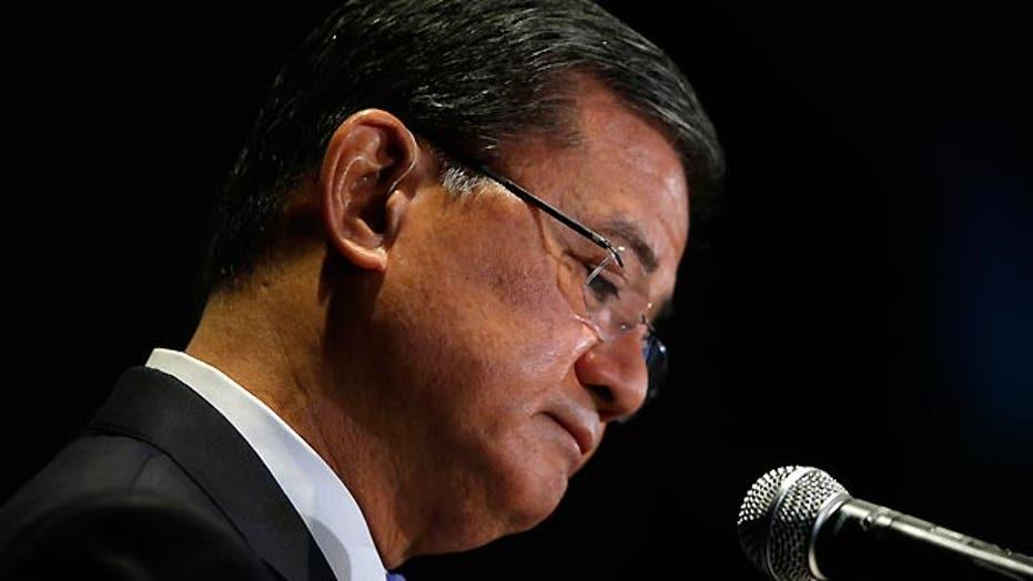 Was Shinseki's resignation really a gentle firing?