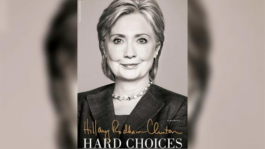 Hillary Clinton launches political preemptive strike