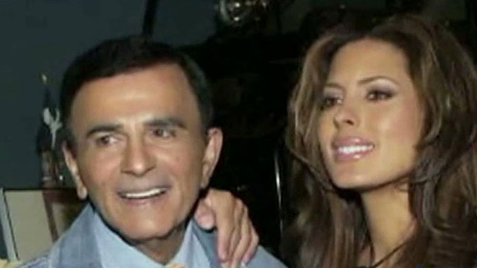 Casey Kasem's wife ordered to appear in court