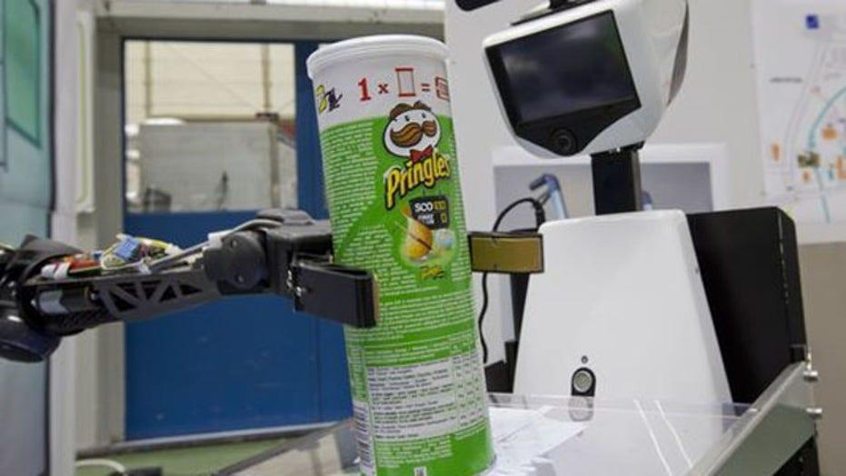 Automation shrinking the US economy?