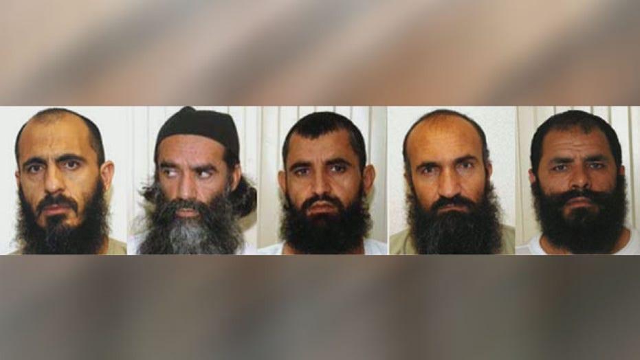 Sgt Bergdahl released in exchange for five Gitmo detainees