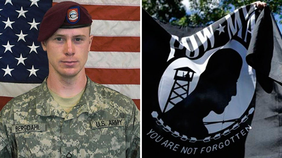 Navy Seals transported Sergeant Bergdahl from Afghanistan