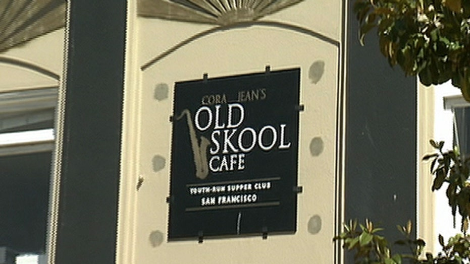 Beyond the Dream: Old Skool Cafe