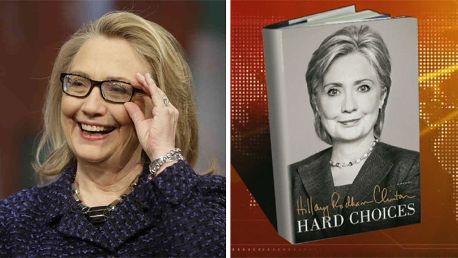 Hillary Clinton's new memoir ramps up speculation for 2016