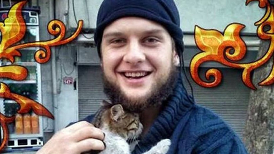 Homicide bomber in Syria identified as Florida man