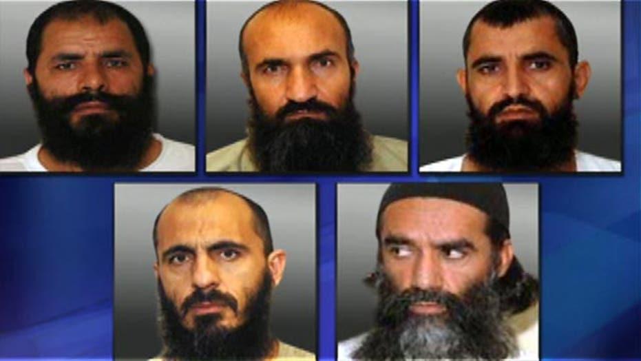 Prisoner swap: A look at the 'Taliban Dream Team'