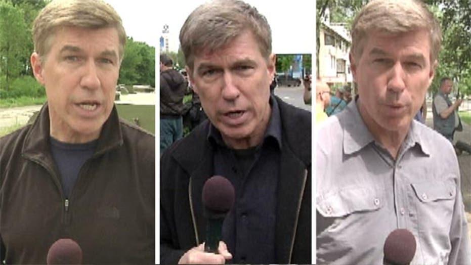 Greg Palkot's coverage of the Ukraine crisis