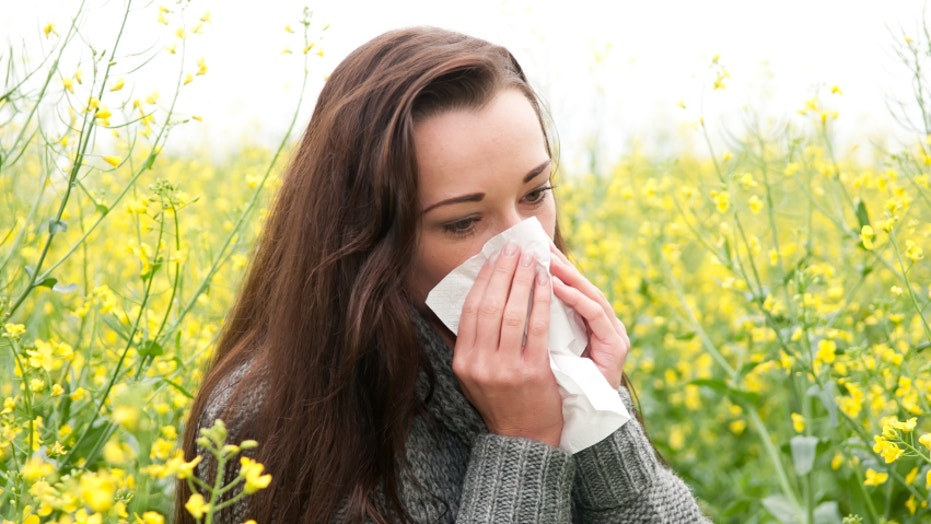 End allergy suffering this season
