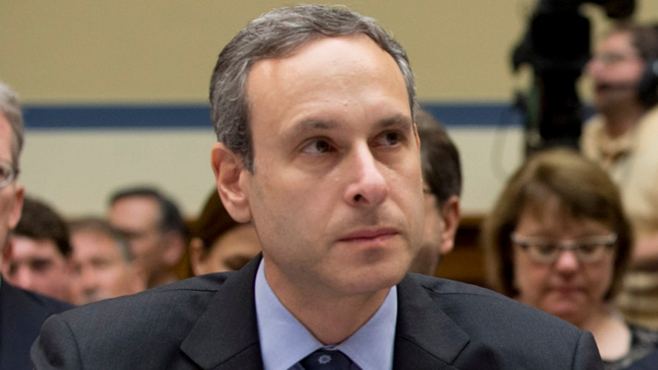 Wife of former IRS chief a top adviser to left-leaning group