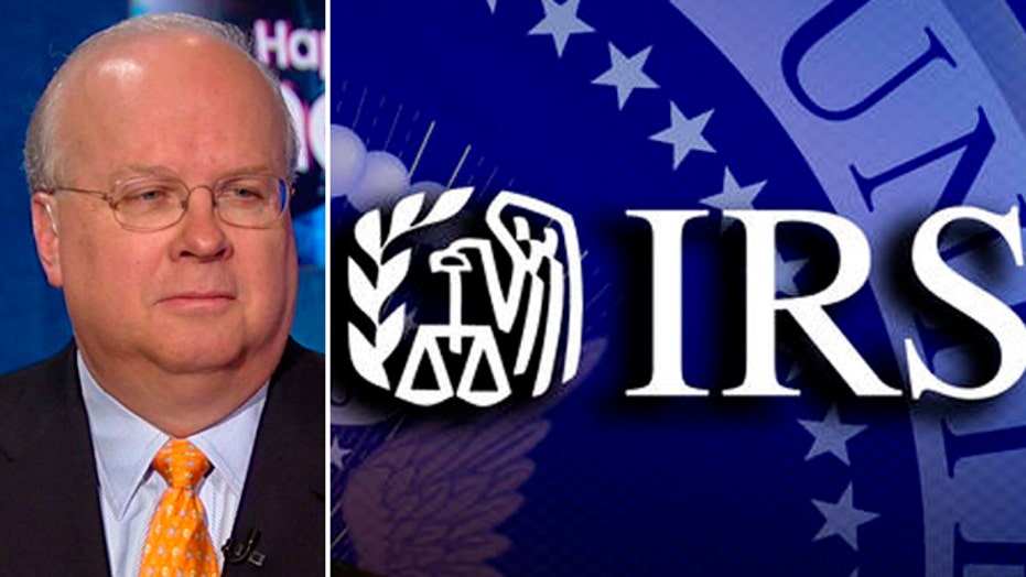 Rove on politics behind IRS scandal