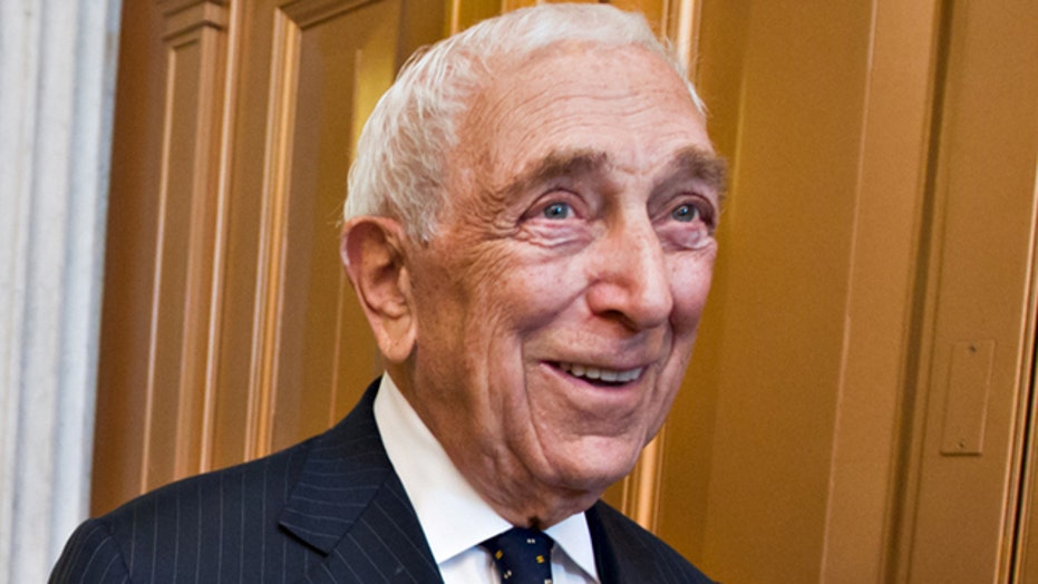 Frank Lautenberg, 1924-2013