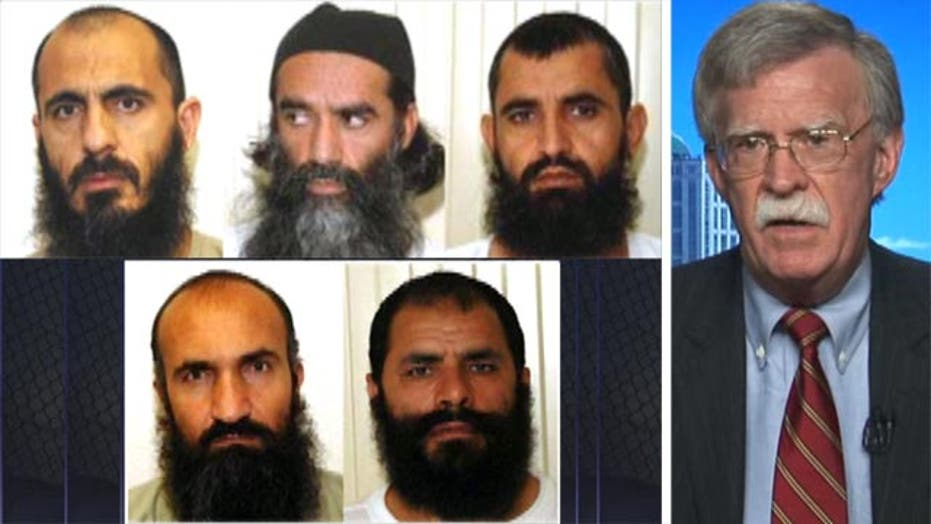Will 5 freed Taliban prisoners strike at America soon?
