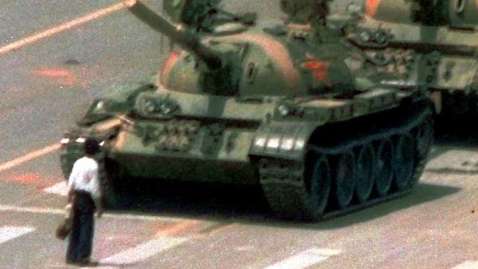 China blocks Google 25 years after Tiananmen Square massacre