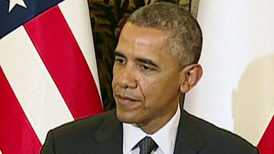 Obama defends decision to swap Taliban members for Bergdahl