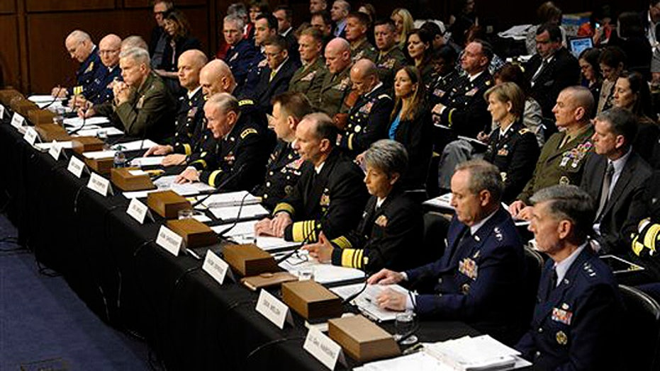 Will military leaders combat sexual assault cases?