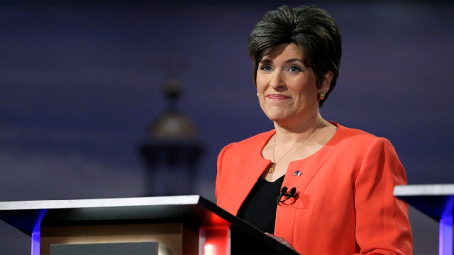 Joni Ernst wins Iowa Primary