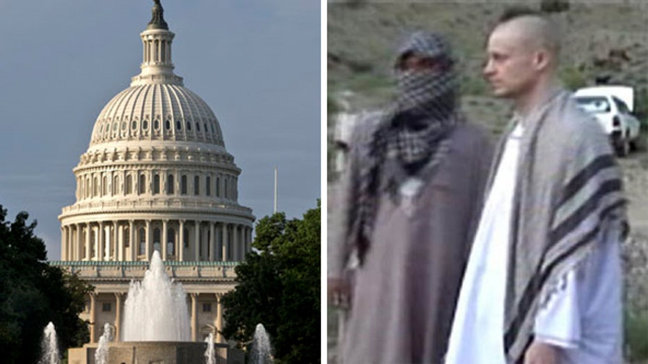 More Congressional fallout over the Bergdahl swap
