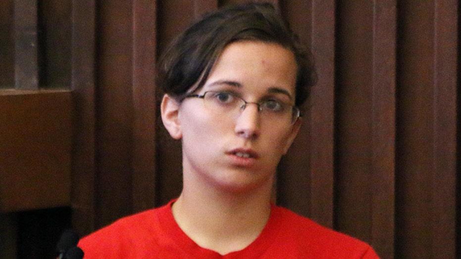 Woman testifies that she watched ex-boyfriend strangle coed